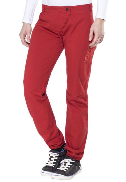 Edelrid Klettergurt Größentabelle : Edelrid rope rider pants women vine red campz